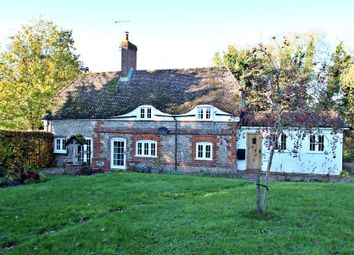 Thumbnail 4 bed cottage to rent in Quarley, Andover