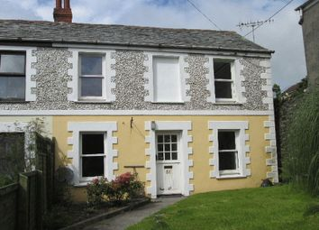Thumbnail 2 bed terraced house to rent in Victoria Road, Camelford