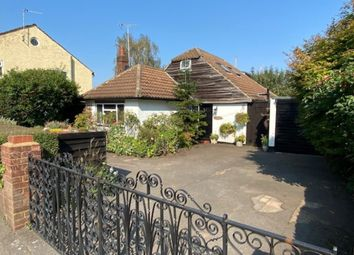 North Street, Egham TW20. 4 bed detached bungalow