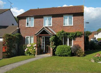 Thumbnail 4 bed detached house for sale in Squires Leaze, Thornbury, Bristol