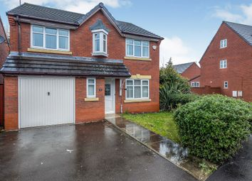 Thumbnail 4 bed detached house for sale in Tavington Road, Halewood, Liverpool