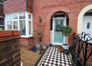 Thumbnail 3 bed terraced house for sale in Colebrook Avenue, Portsmouth