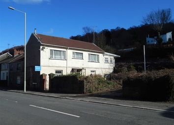 Thumbnail 5 bed flat for sale in Pontshonnorton Road, Pontypridd, Rhondda Cynon Taff