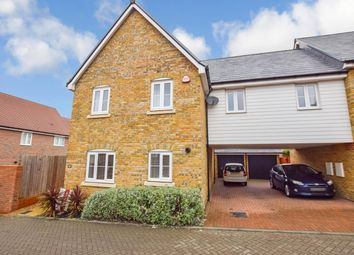 Thumbnail 4 bed link-detached house for sale in Mill Park Drive, Braintree