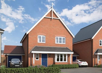 Thumbnail 4 bed detached house for sale in The Turnstone At Countryside At Chesterwell, Mile End, Colchester, Essex