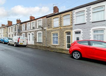 Thumbnail 2 bedroom terraced house for sale in Commercial Road, Barry, Vale Of Glamorgan