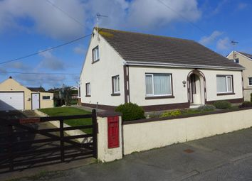 Thumbnail 3 bed detached bungalow for sale in Church Road, Roch, Haverfordwest