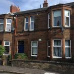 Thumbnail 1 bed flat to rent in Virginia Gardens, Ayr
