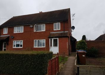 Thumbnail 2 bed flat to rent in Weston Road, Lichfield