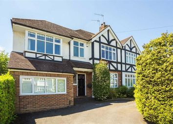 Thumbnail 4 bed semi-detached house for sale in West Hill Way, London