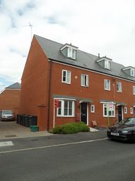 Thumbnail 4 bedroom semi-detached house to rent in Longhorn Avenue, Gloucester