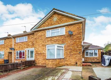 Thumbnail 2 bed end terrace house for sale in Huddleston Crescent, Merstham, Redhill