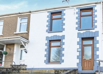 Thumbnail 3 bed terraced house for sale in Wheatfield Terrace, Swansea