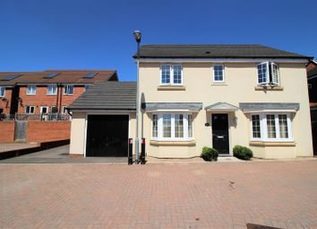 Thumbnail 4 bed detached house for sale in Slade Street, Beaney View, Swindon