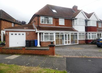 Thumbnail 5 bedroom semi-detached house for sale in Ventnor Avenue, Hodge Hill, Birmingham