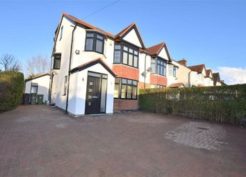 Thumbnail 5 bed semi-detached house to rent in Furzehill Road, Borehamwood, Hertfordshire