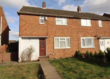 Thumbnail 3 bed semi-detached house for sale in Carteret Road, Luton