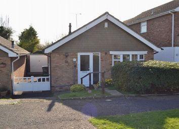 Thumbnail 2 bed detached bungalow for sale in Aintree Road, Parklands, Northampton