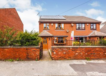Thumbnail 4 bed town house for sale in Spencer Street, Barnsley