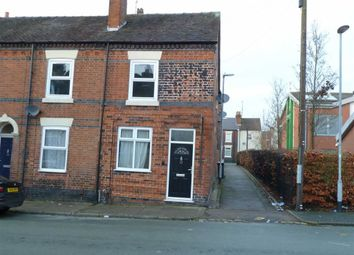 Thumbnail 2 bedroom end terrace house for sale in Woolrich Street, Middleport, Stoke-On-Trent