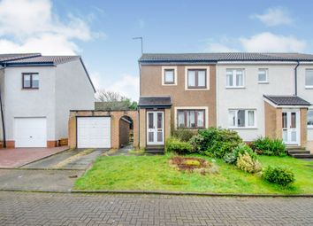 Thumbnail 2 bedroom semi-detached house for sale in Dundonald Crescent, Newton Mearns, Glasgow