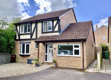 Thumbnail 4 bed detached house for sale in Sheppard Close, Chippenham, Wiltshire