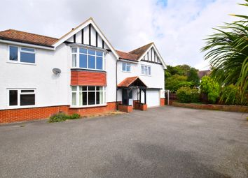 Thumbnail 6 bed detached house to rent in Cooden Drive, Bexhill-On-Sea, East Sussex