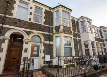 Thumbnail 4 bedroom flat to rent in Ruthin Gardens, Cathays, Cardiff, South Wales