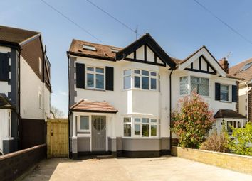 Thumbnail 4 bed property to rent in King Charles Road, Surbiton