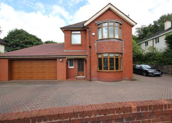 Thumbnail 4 bed detached house for sale in Woodtop Avenue, Rochdale