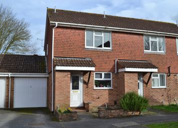 Thumbnail 2 bed semi-detached house for sale in Danvers Close, Thatcham