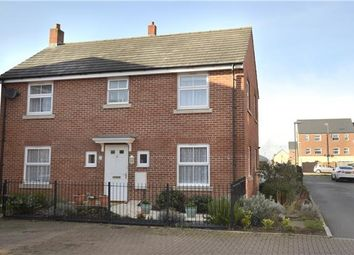 Thumbnail 4 bed detached house for sale in Waddington Way Kingsway, Quedgeley, Gloucester