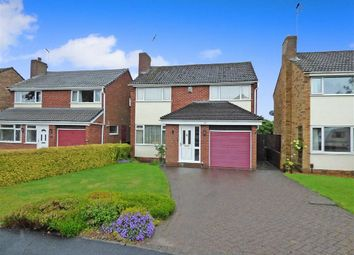 Thumbnail 3 bed detached house for sale in Brookside Close, Shifnal, Shropshire