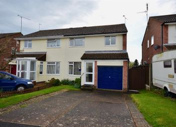 Thumbnail 4 bed semi-detached house for sale in Wheatstones, Bishops Lydeard, Taunton
