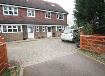 Thumbnail 4 bed semi-detached house to rent in Florence Gate, Addlestone