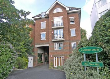 Thumbnail 2 bed flat for sale in West Hill, London