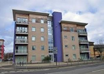 Thumbnail 2 bed flat to rent in Cubitt Way, Oundle Road, Peterborough