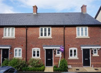 Thumbnail 2 bed terraced house for sale in Bourke Road, Shepton Mallet
