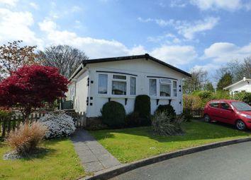 Thumbnail 2 bedroom mobile/park home for sale in Moorshop, Tavistock