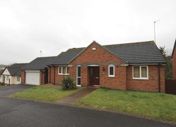 Thumbnail 4 bed detached house to rent in Savernake Road, Leicester