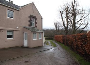 Thumbnail 3 bed semi-detached house to rent in Low Seaton, Seaton, Workington