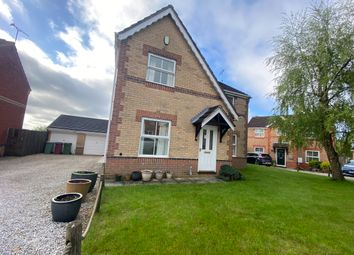 Thumbnail 4 bed detached house to rent in Florence Close, Pleasley, Mansfield
