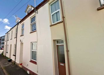 Thumbnail 4 bed terraced house for sale in Vicarage Lawn, Barnstaple