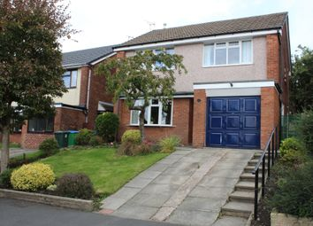 Thumbnail 4 bed detached house for sale in Stock Grove, Milnrow, Rochdale