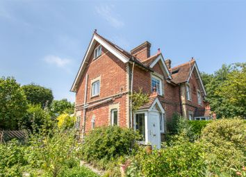 Nevill Road, Lewes BN7. 3 bed semi-detached house