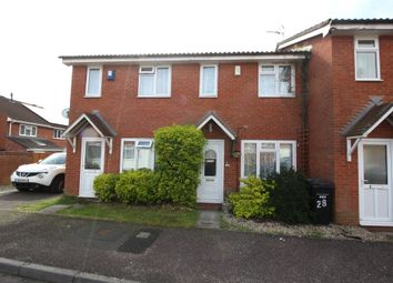 Thumbnail 2 bed terraced house for sale in Arnold Close, Taunton