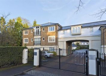 Thumbnail 2 bed flat for sale in Paynetts Court, Weybridge, Surrey