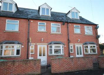 Thumbnail 3 bed town house for sale in Plumptre Mews, Bunbury Street, Nottingham