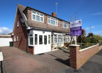Thumbnail 3 bed semi-detached house for sale in Sanderling Road, Southsea