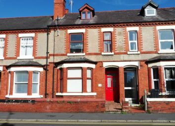 Thumbnail 5 bed terraced house for sale in Bouverie Street, Chester, Cheshire